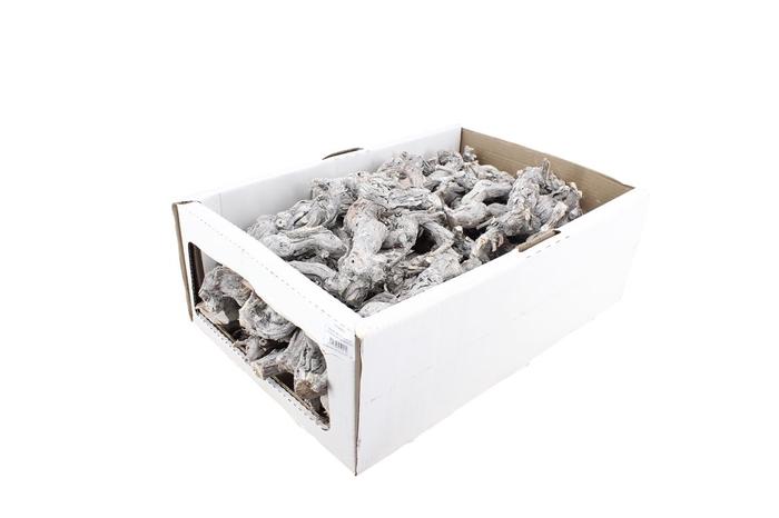 <h4>Grape Pieces Merlot 15-25 Cm White Wash</h4>