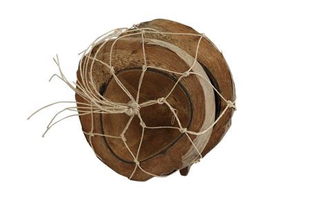 <h4>Basic Coconut Half 2pc D18-20</h4>