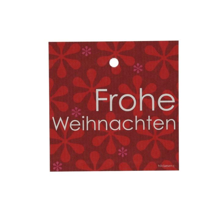 <h4>Opruiming Kerst Kaart 70mm x25 Fr.Weihnacht.</h4>