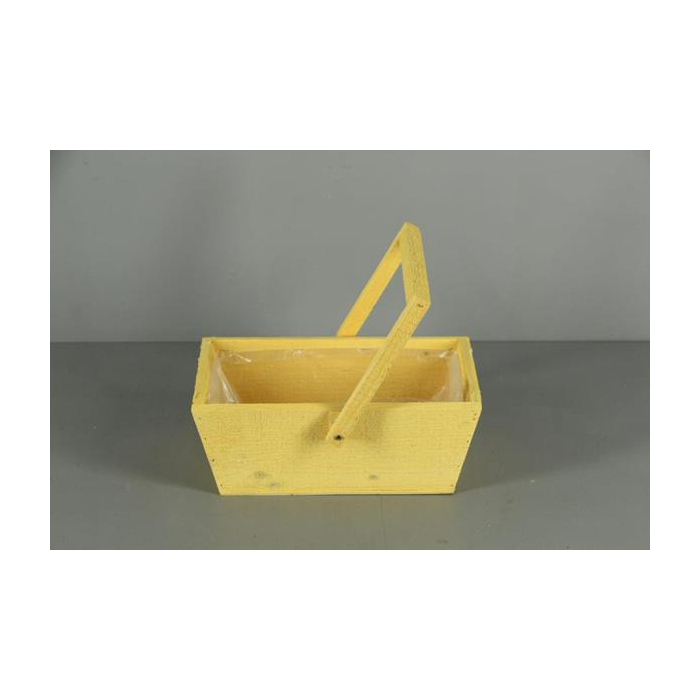<h4>Planter Wood&hdl 14x27x10 Orng</h4>