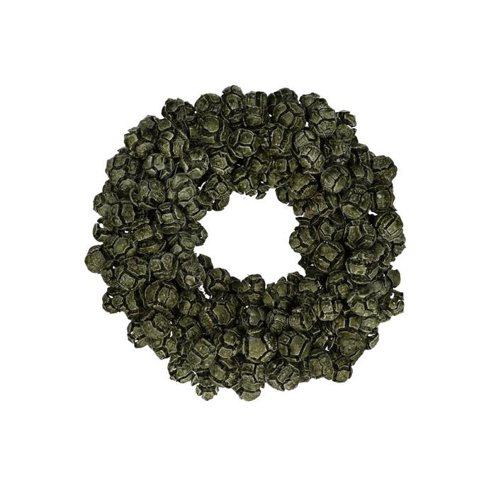 <h4>Wreath d25cm Cypress wax</h4>