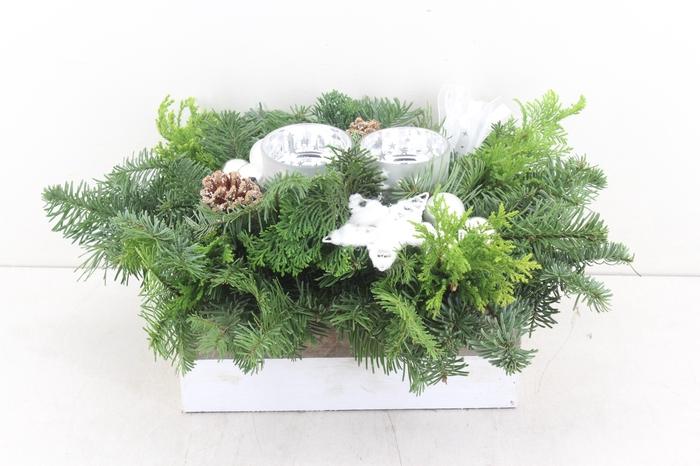 <h4>arr.. Kerst PL - Hout recht. duo waxine</h4>