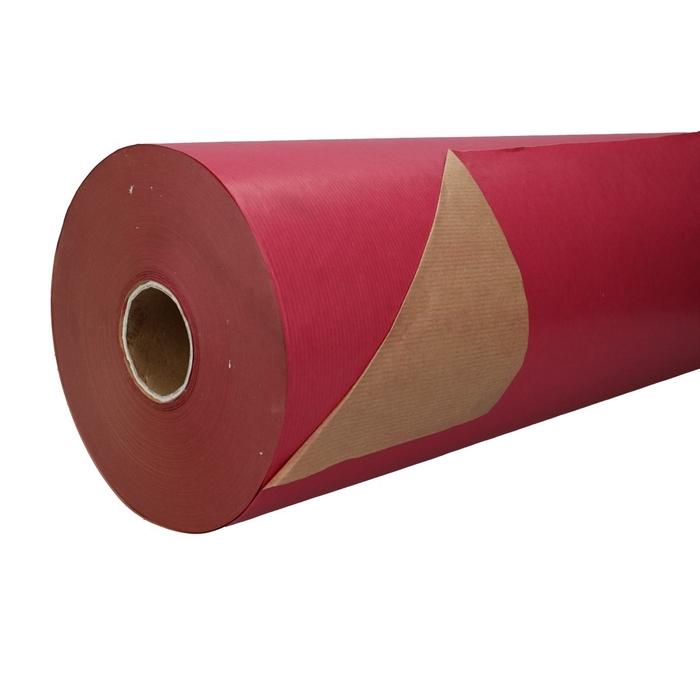 <h4>Papier Rol 60cm 50g 12kg bruin</h4>