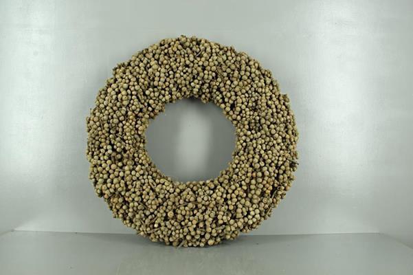 <h4>Wreath Acorn Ø65cm Natural</h4>