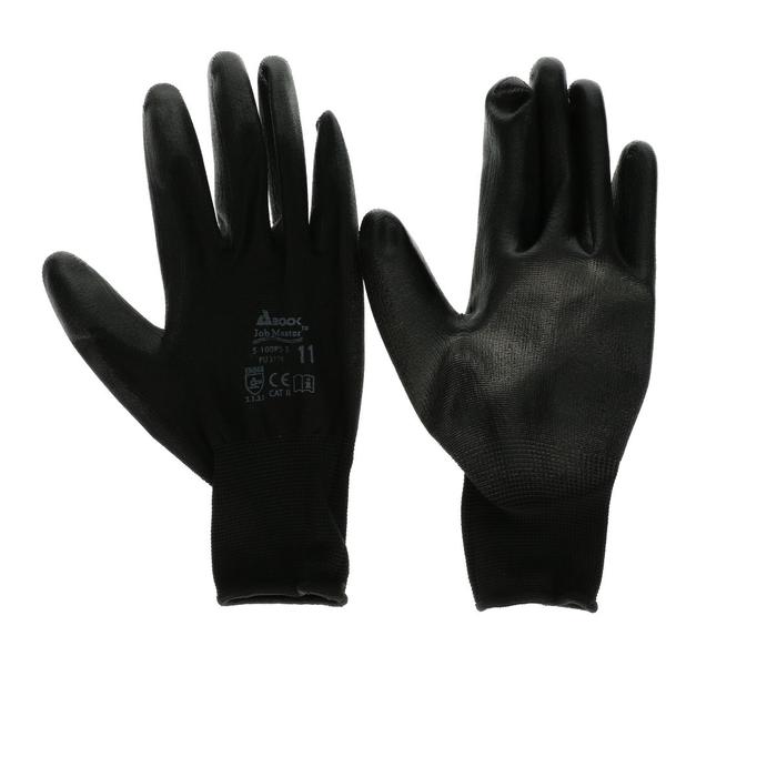 <h4>Bloemisterij Handschoen PU (08)M x12</h4>