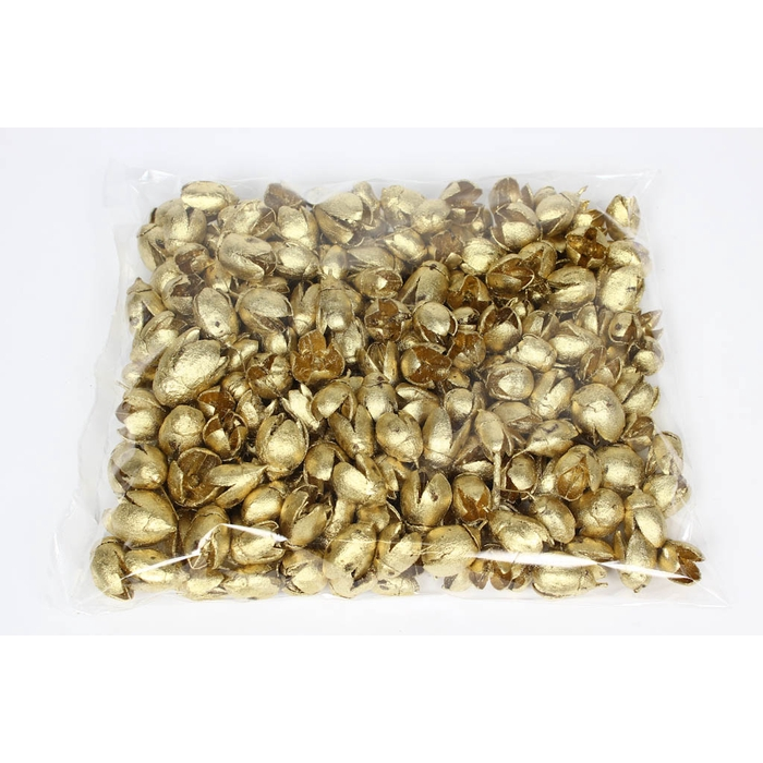 <h4>Bakuli 500gr in poly Gold</h4>