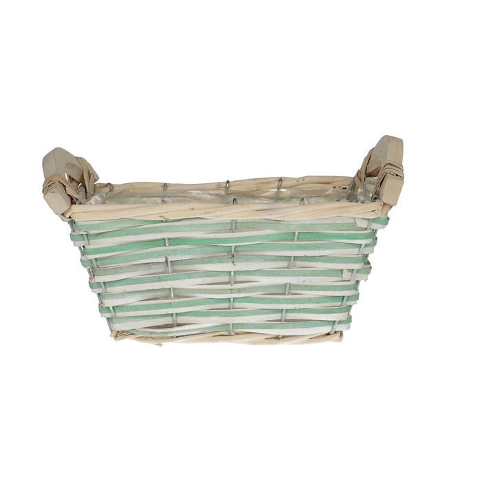 <h4>Baskets Syl tray rect.d23/13*11cm</h4>