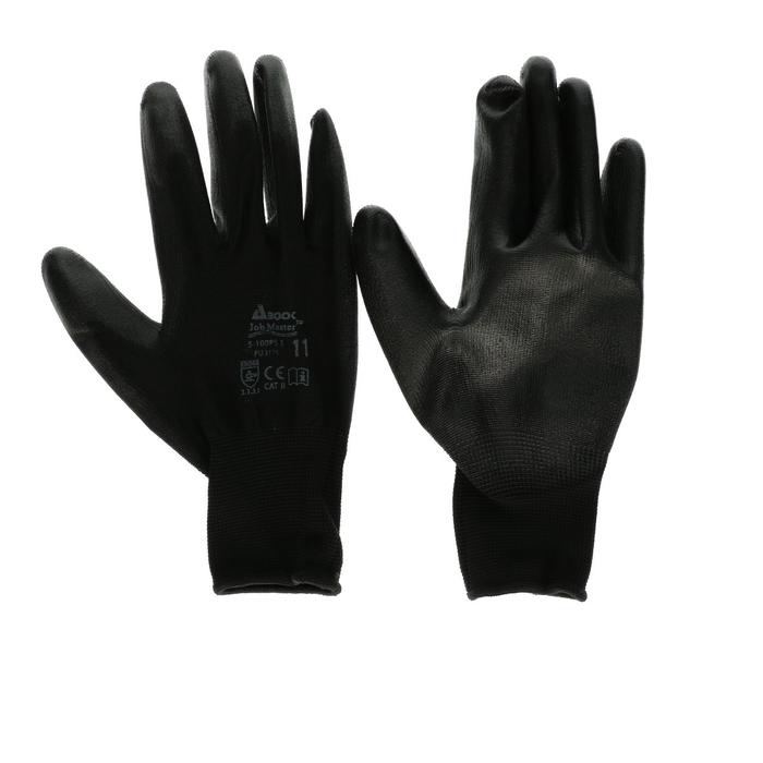 <h4>Bescherming Handschoen PU (07)S x12</h4>