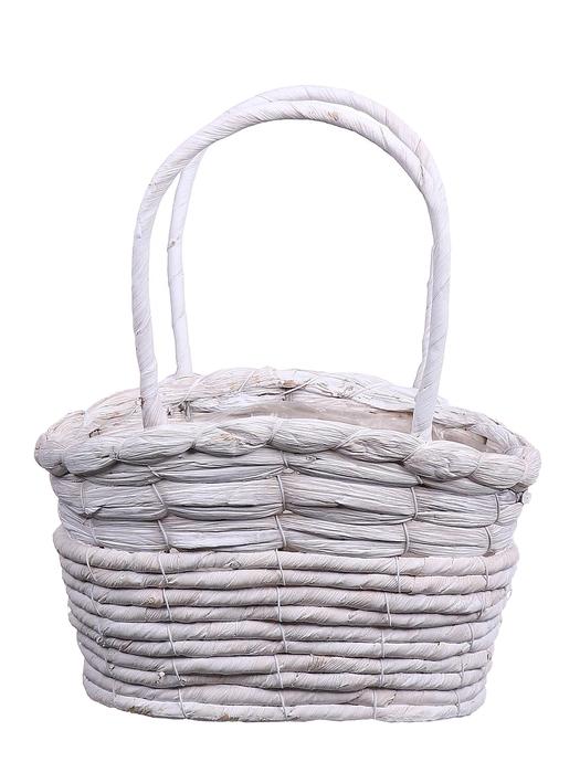 <h4>DF550124200 - H.basket Timblin3 21x13.5xth25.5 natural</h4>