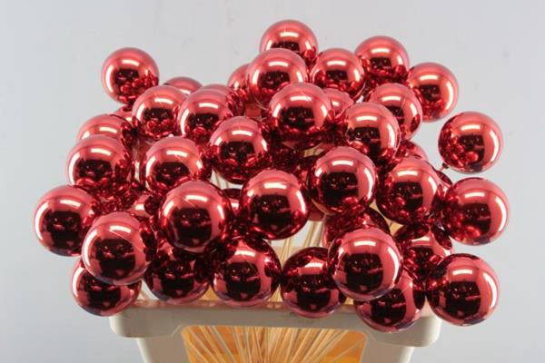 <h4>Droog X-mas Ball Red Glans</h4>