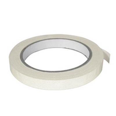 <h4>PVC adhésif 15mmx66m blanc</h4>