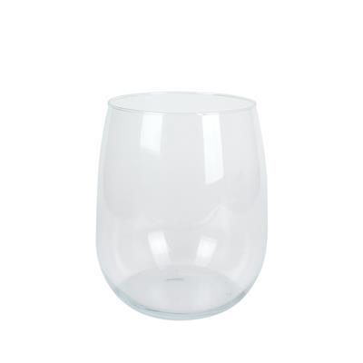 <h4>Vaas Bell glas Ø22xH26cm HC</h4>