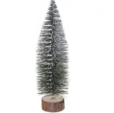 <h4>Kerst Kerstboom glitter d11*35cm</h4>