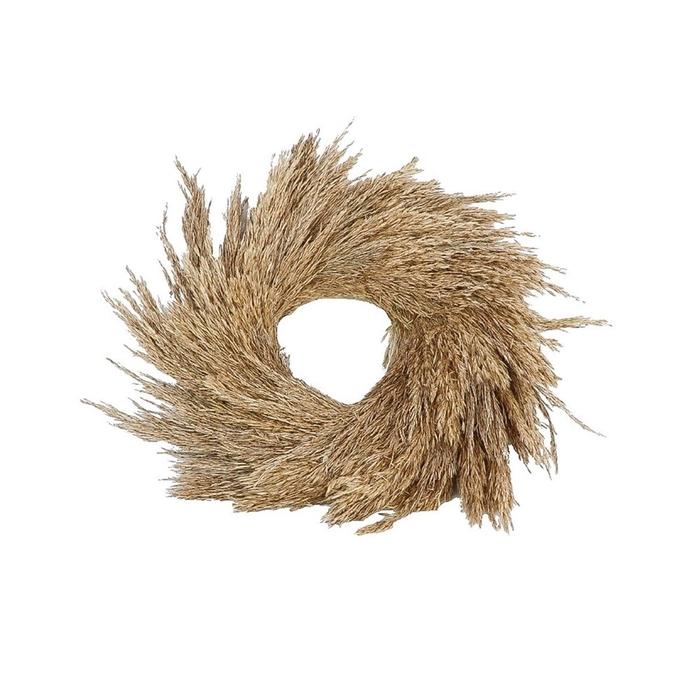 <h4>Wreath d26cm Natal grass</h4>