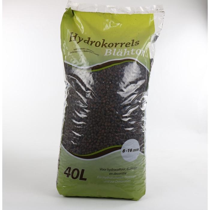<h4>Bodemverzorging Hydrokorrels 40L</h4>