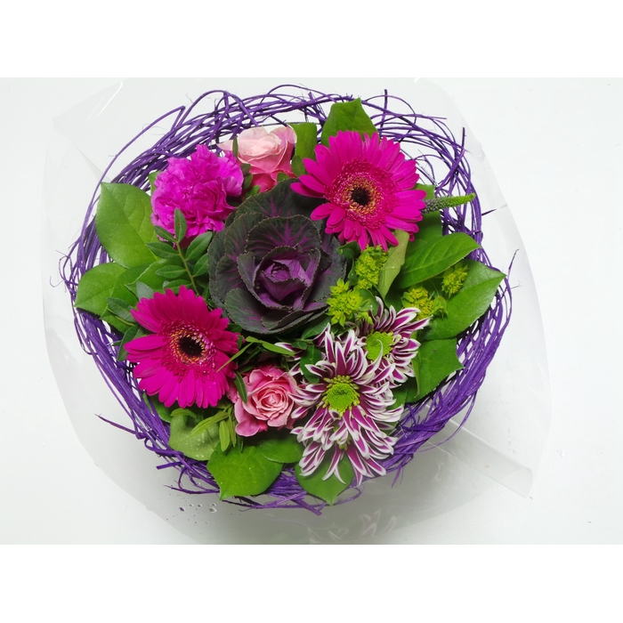 <h4>Bouquet Sisal Medium Lilac</h4>
