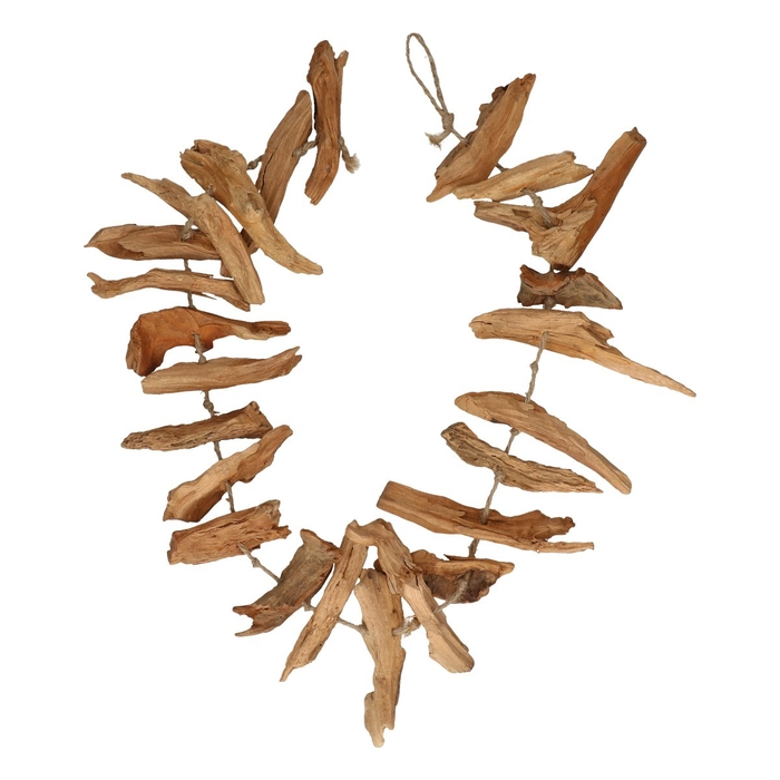 <h4>Dried articles Garland Driftwood 60cm</h4>