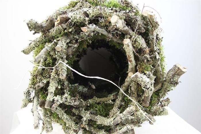 <h4>Krans Larix Moss (chor) 40</h4>