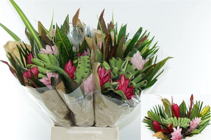 <h4>Bouquet Rond Rainbow (mg)</h4>