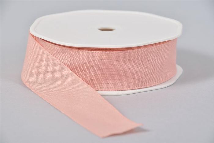 <h4>Lint Textiel 54 Zalmroze 20mx25mm</h4>
