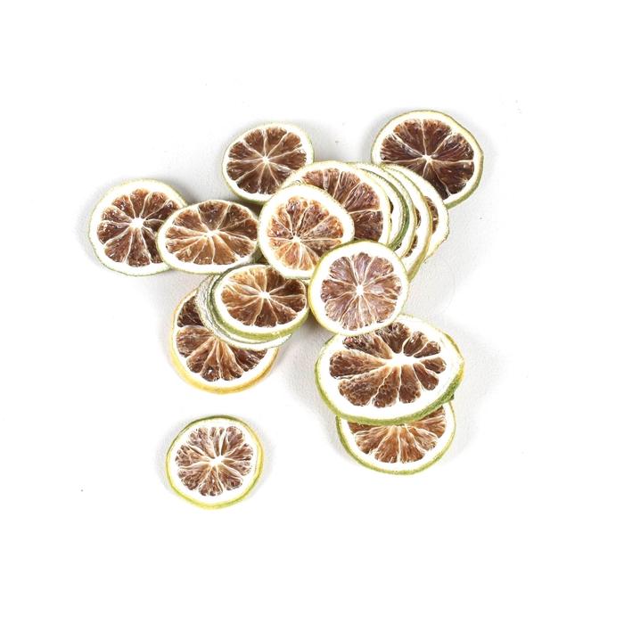 <h4>Lemon Slices Natural Green</h4>