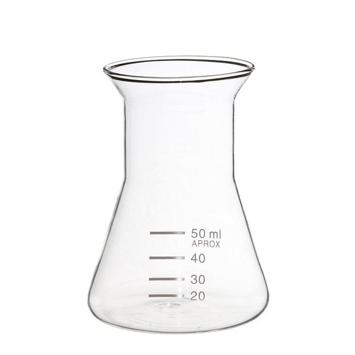 <h4>Glas Laboratory trechter d5/8*11cm</h4>