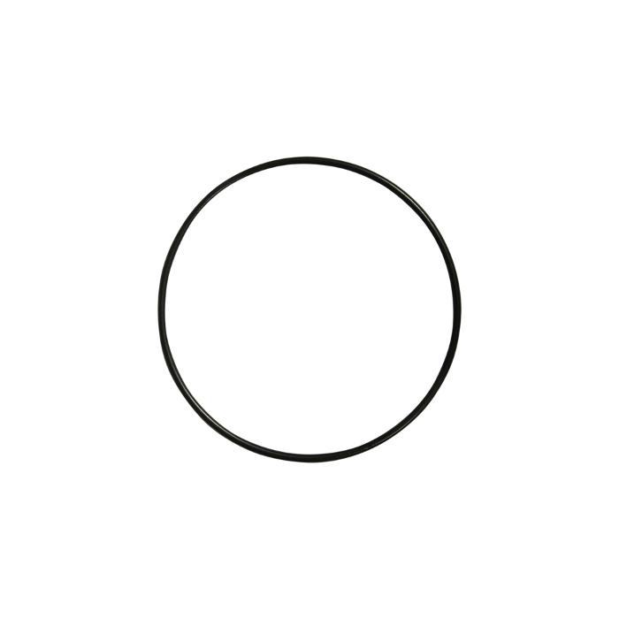 <h4>METAL RING ROUND SINGLE 100CM BLACK (HOLLOW TUBE)</h4>