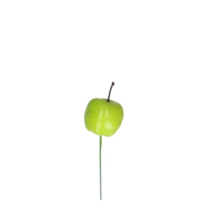 <h4>Bijsteker 10cm Appel/draad 3.5cm</h4>