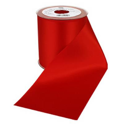 <h4>Funeral ribbon DC exclusive 100mmx25m red</h4>