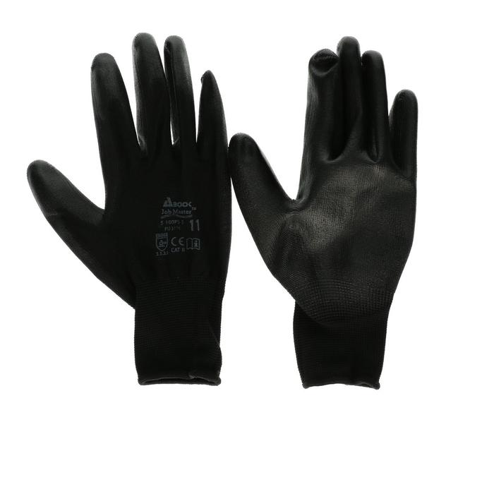<h4>Bloemisterij Handschoen PU (09)L x12</h4>