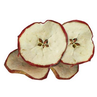 <h4>Appelschijfjes rood 200 gram</h4>