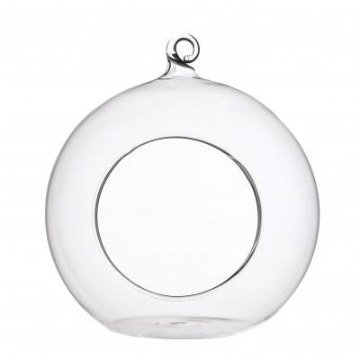 <h4>Glas Decobal gat d12*13cm</h4>