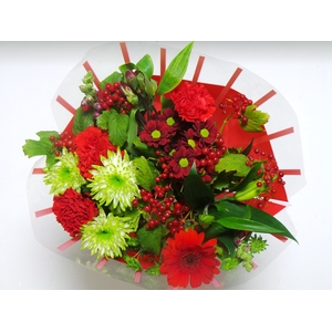Bouquet 13 stems Red