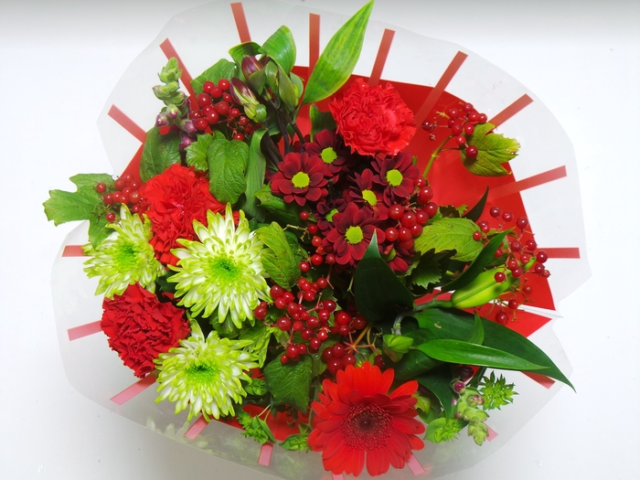 <h4>Bouquet 13 stems Red</h4>