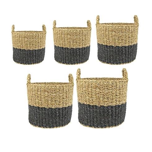 <h4>Baskets Joris pot S/5 d42*36cm</h4>