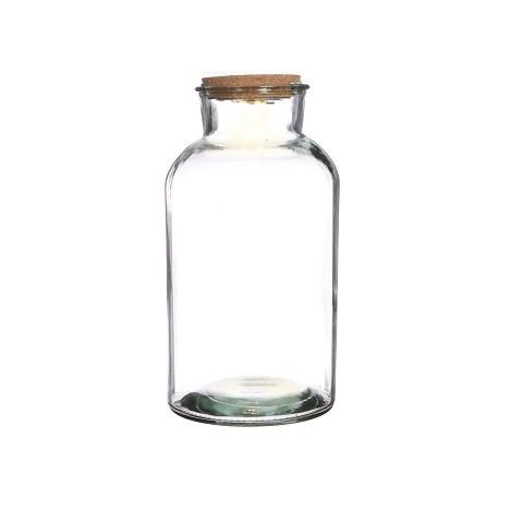 <h4>Glass Bottle medicine+LED d14*29cm</h4>
