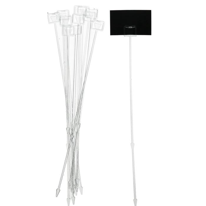 <h4>Labels Kaarthouders plastic 43cm x50</h4>