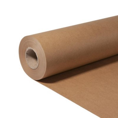 <h4>Papier Rol 50cm 50g 5kg bruin</h4>