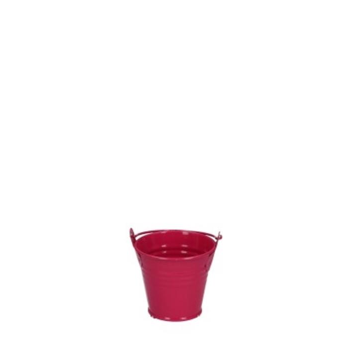 <h4>Zinc Bucket  d06*05cm</h4>