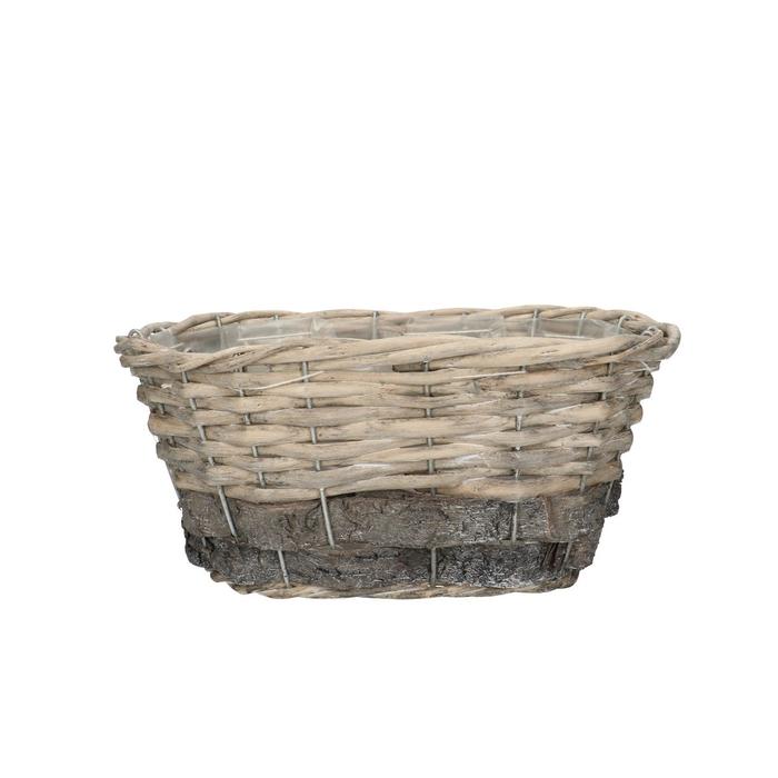 <h4>Baskets Sofie tray ov.d24/17*11cm</h4>
