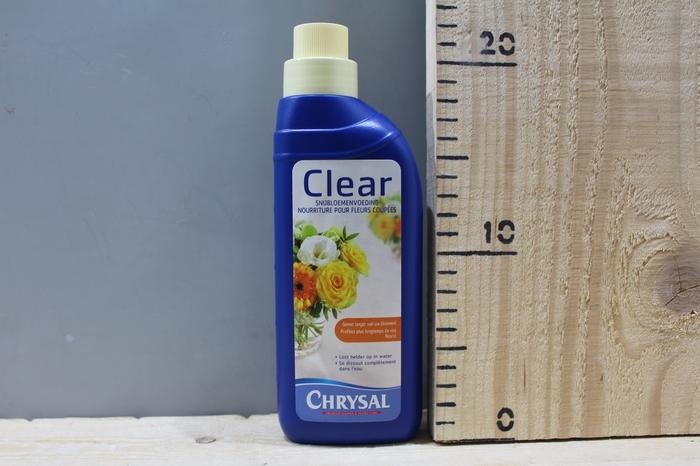 <h4>CHRYSAL CLEAR 500ML</h4>