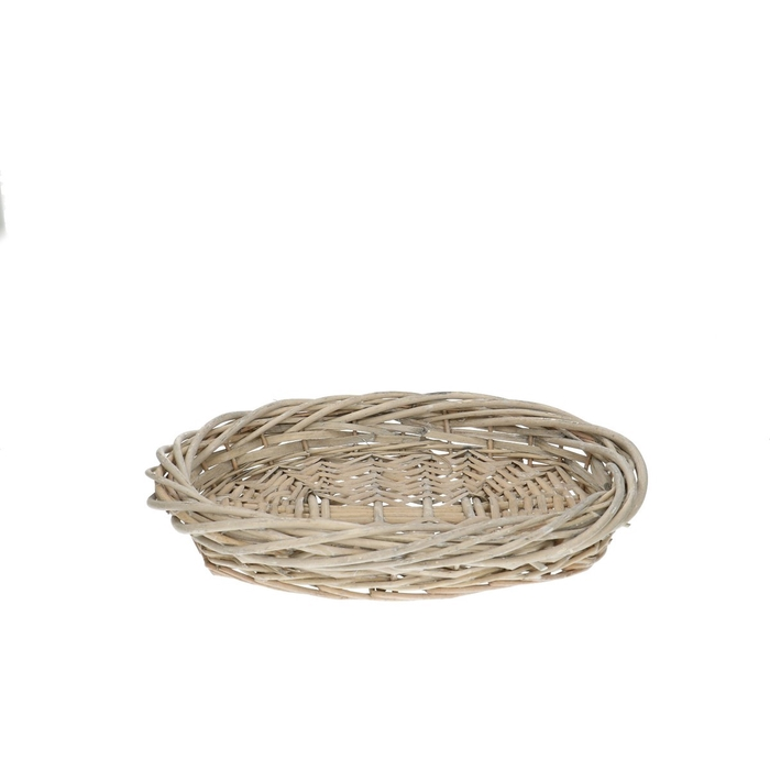 <h4>Baskets Jacky bowl oval 35/20*5.5cm</h4>