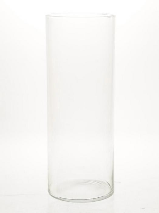 <h4>DF883602900 - Vase Aslinn d15xh50 clear</h4>