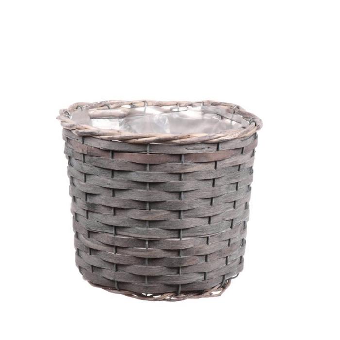 <h4>Baskets Pot Basic d17*13cm</h4>