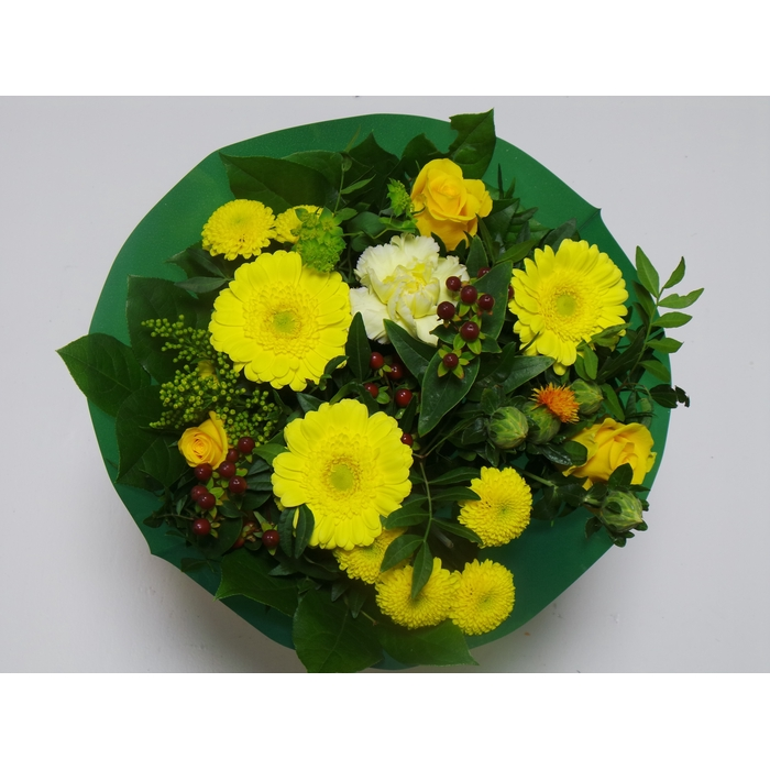 <h4>Bouquet KIM Small Yellow</h4>