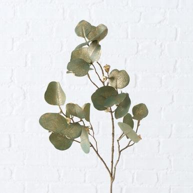 <h4>Zijde, Eucalyptus, H 82 cm, 1 ass, Green</h4>