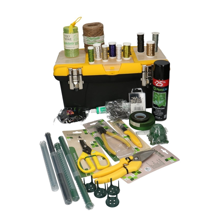 <h4>Floristry Toolbox Oasis+content</h4>