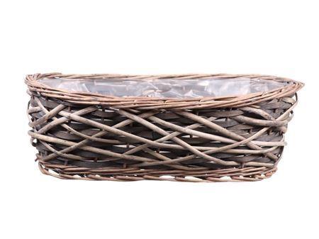 <h4>Basket Trimble6 oval 50x27xh15 grey</h4>