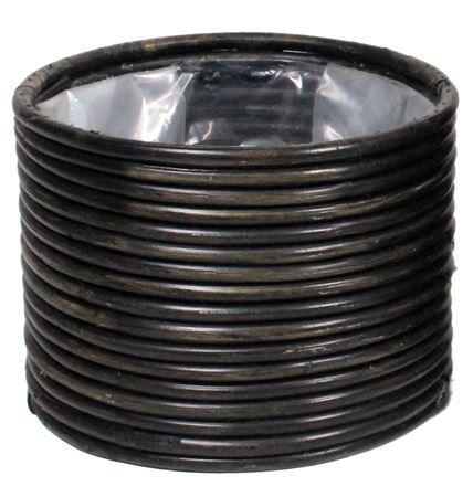 <h4>Basket Peridot d20xh15 black</h4>