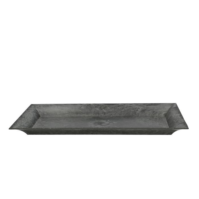 <h4>Plastic Melam plate rect. d36/17*2.5cm</h4>